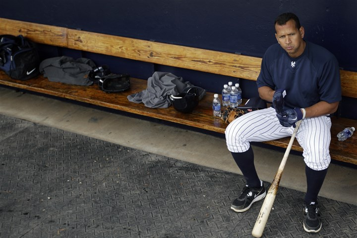 New York Yankees' Alex Rodriguez  The New York Yankees' Alex Rodriguez has been suspended for 211 games for allegations of doping.