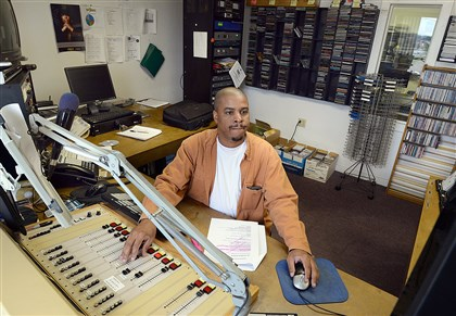 Hassan Gilchrist Hassan Gilchrist is the Board Operator, one of five people working at Rev. Loren Mann's WGBN-AM radio in New Kensington. RADIOWGBN1006