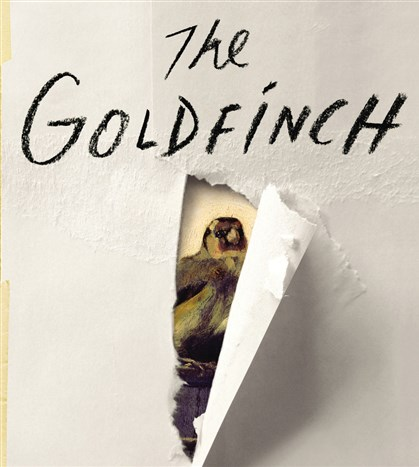 "Goldfinch ""The Goldfinch"" by Donna Tartt"