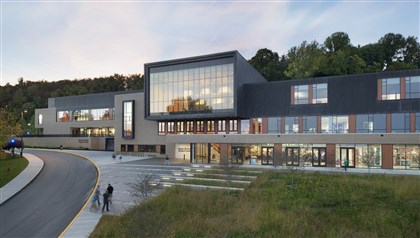 RMS Student Center AIA Pittsburgh Winner: RMS Student Center.
