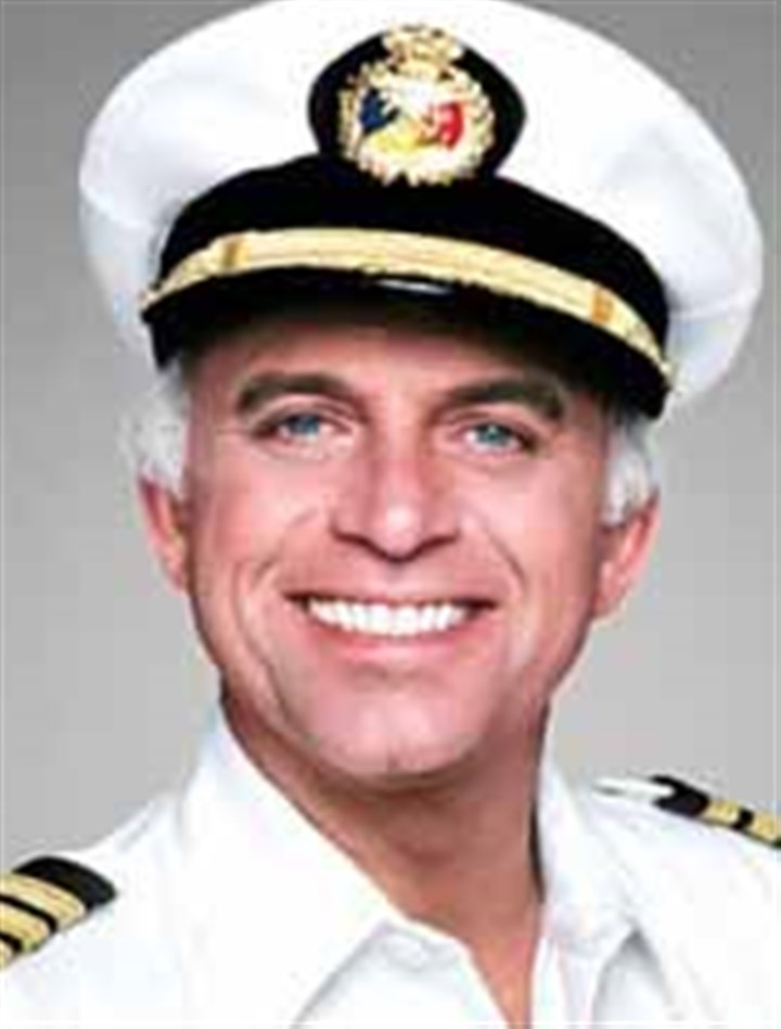 "MacLeod ""This Is Your Captain Speaking"" by Gavin MacLeod"
