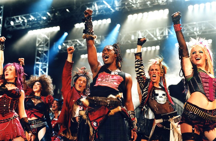 "'Rock You' ""We Will Rock You"" will be at the Benedum Center."