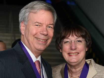 Davidson Thomas Kensler and Dr. Nancy Davidson.