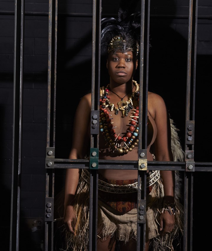 "Walker Bria Walker stars in University of Pittsburgh Stages' production of ""Venus."""