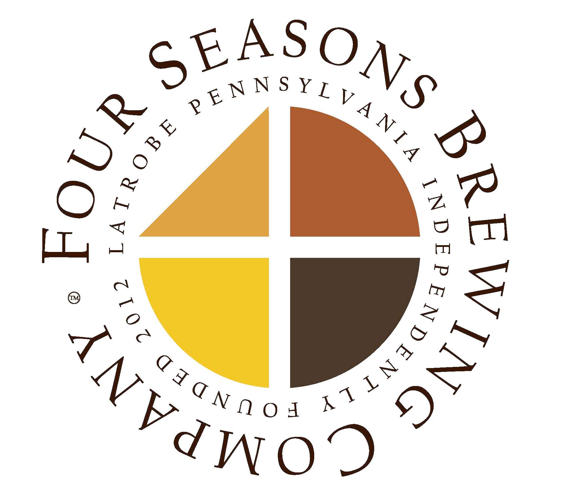 BrewingFood Logo of the new Four Seasons Brewing Co. in Latrobe.