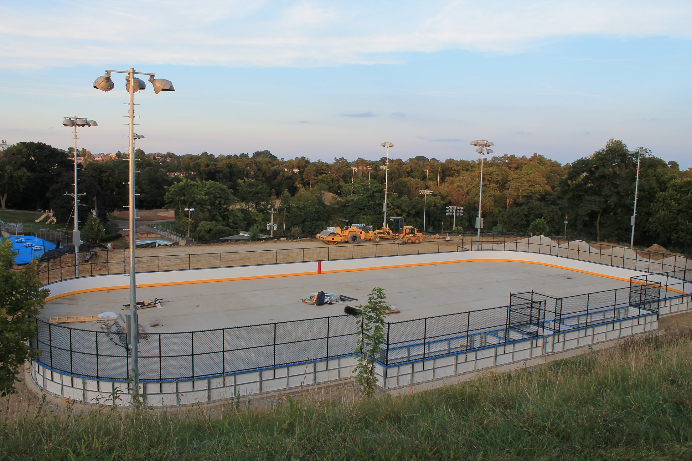 Park Upgrade Moves Ahead In Brentwood Pittsburgh Post