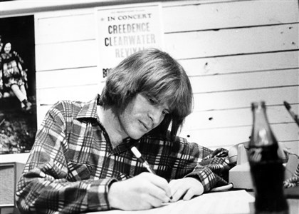 Fogerty1 John Fogerty of Creedence Clearwater Revival in 1970.
