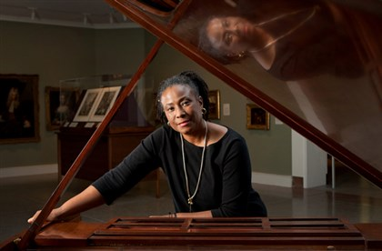 Gerriallen Pianist/composer Geri Allen will take the reins as director of the University of Pittsburgh's jazz studies program in January.