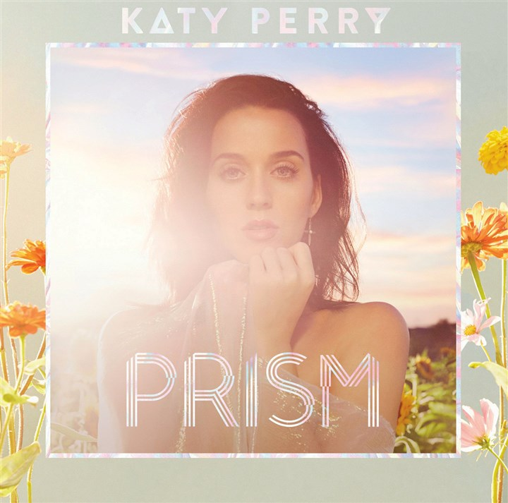 "Prism This photo provided by Capitol Records shows the cover of Katy Perry's new album, ""Prism."" (AP Photo/Capitol Records)"