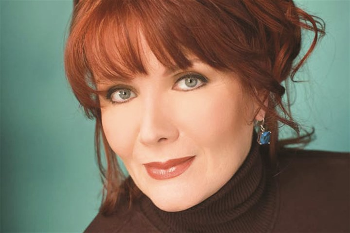 "McGovern For Maureen McGovern, ""Music has been the air I breathe."""