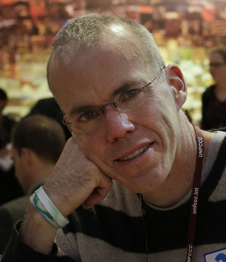 McKibben American environmentalist and writer Bill McKibben