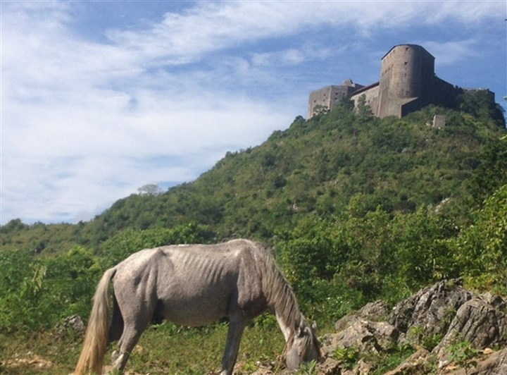Haititravel The Citadelle Laferriere at Cap-Haitien, Haiti.