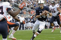 On and off the field, Penn State quarterback Christian Hackenberg has proven to be a great leader.
