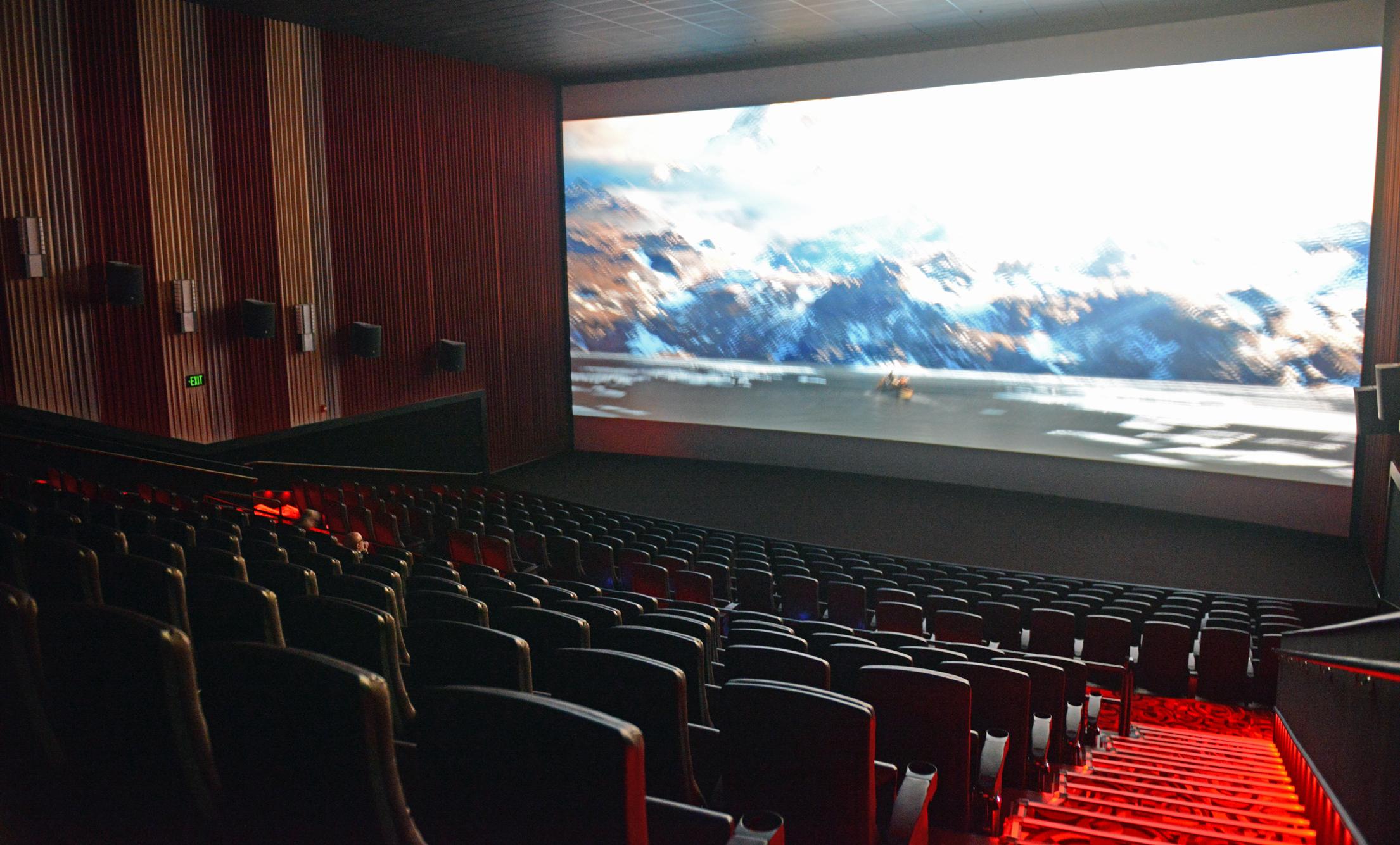 Cinemark unveils 'Next...
