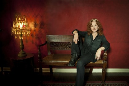 Bonnie Raitt Rock and Roll Hall of Fame singer-guitarist Bonnie Raitt will perform at Heinz Hall on Monday.