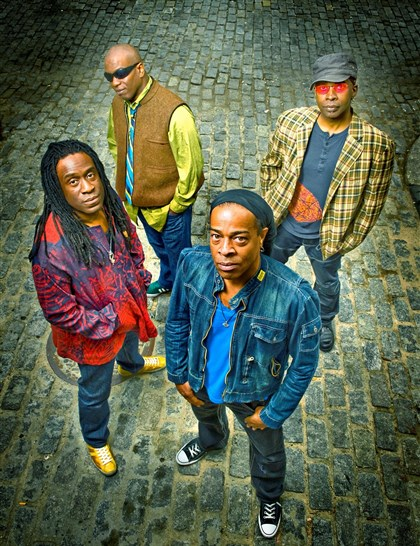 LivingColour Living Colour will perform at the Altar Bar Saturday night at 9.