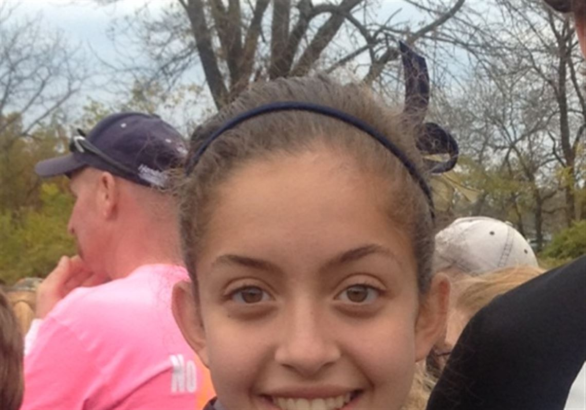 Marianne Abdalah A Student At Vincentian Academy And Member Of The Schools Cross Country