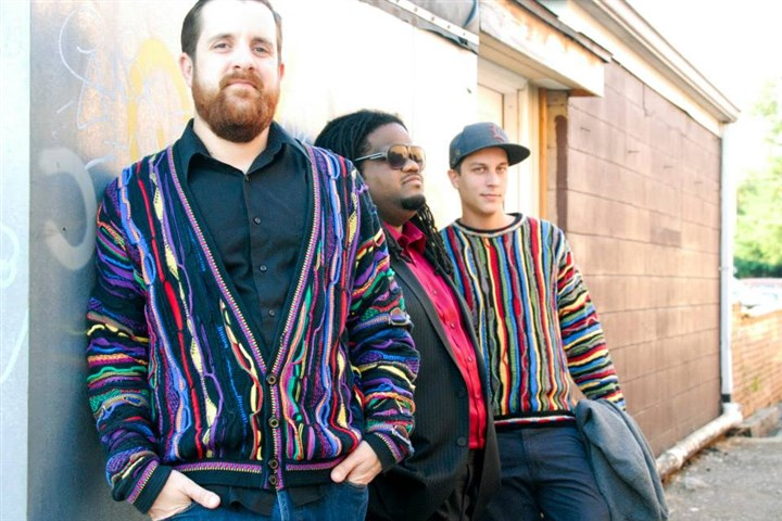 Cosby Sweater Indianapolis trio Cosby Sweater will be performing at 8 tonight at the Thunderbird Cafe in Lawrenceville.