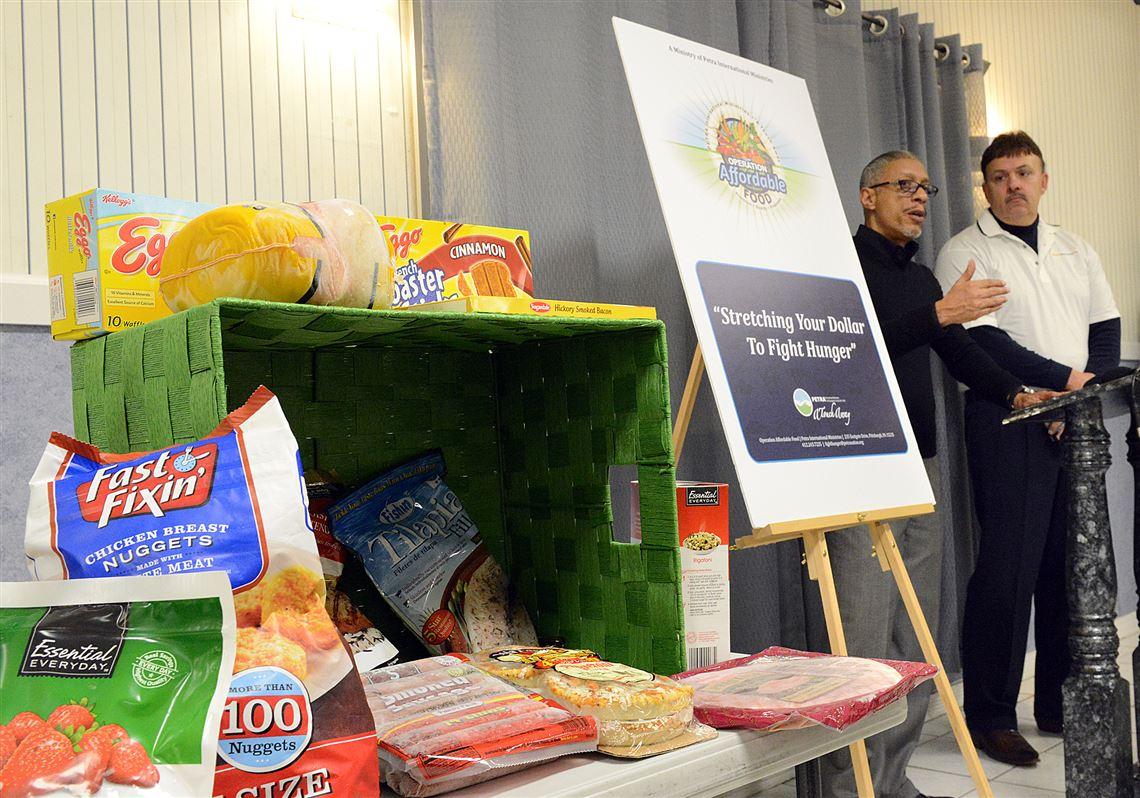 pittsburgh churches take on challenge of feeding region's hungry