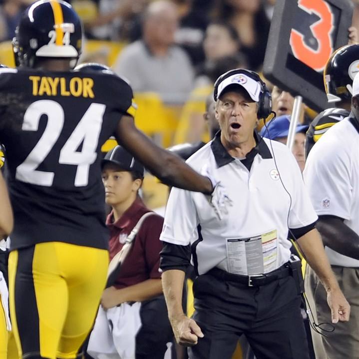 lebeau1108-5 Steelers coordinator Dick LeBeau said his defense must get back to fundamentals in order to improve.