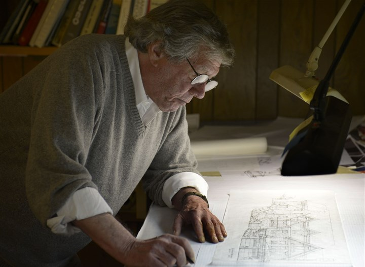 "JRStillson11 Architect Tony Stillson: ""Tradesmen like to feel that what they're doing matters. They're craftsmen. I'm a craftsman."""