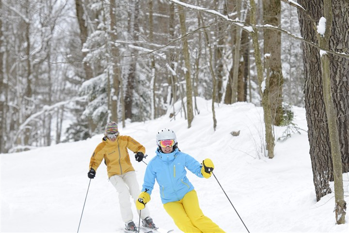 20131117holidayvalley3-2 Holiday Valley in Ellicottville, N.Y., is one of the regional ski resorts taking precautions in bitter cold weather.