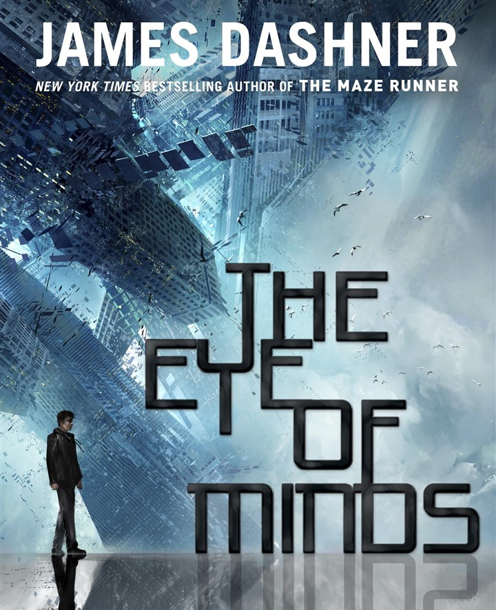 "dashner2MAG ""The Eye of Minds"" by James Dashner."