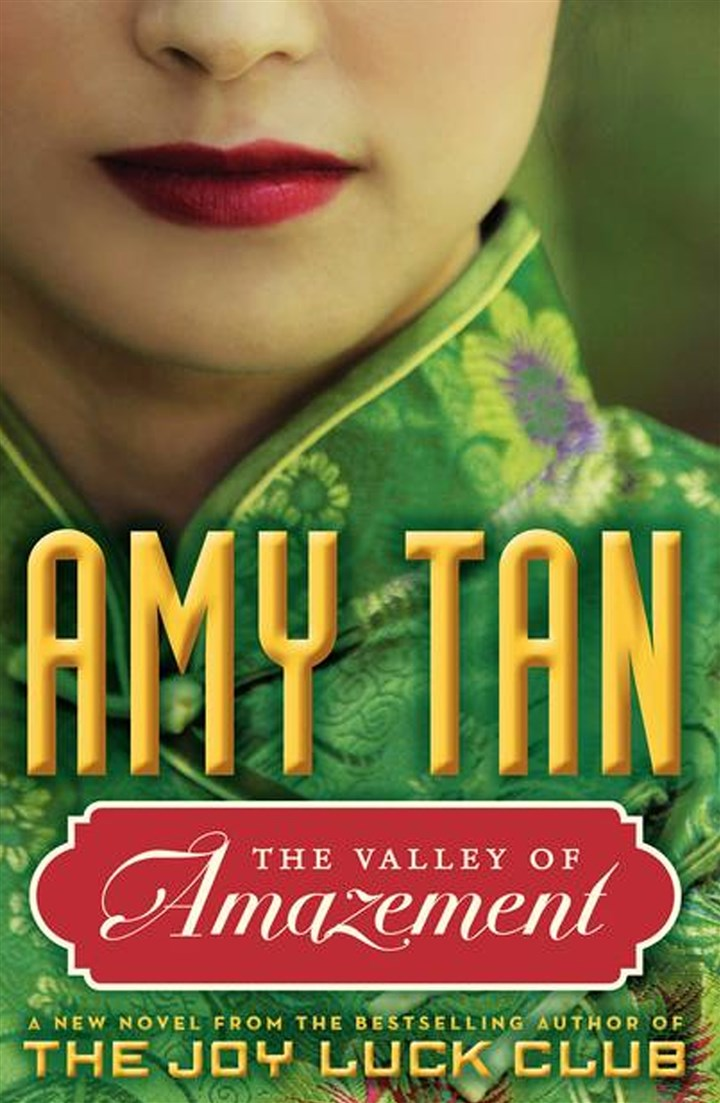 "Amazementcover ""The Valley of Amazement,"" by Amy Tan."