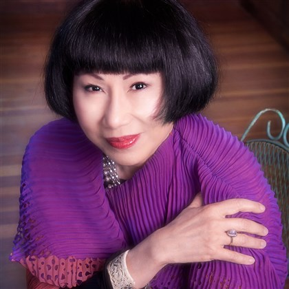 AmyTan Author Amy Tan.