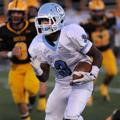 Jordan Whitehead Jordan Whitehead is a threat for the Central Valley offense -- and its track team.