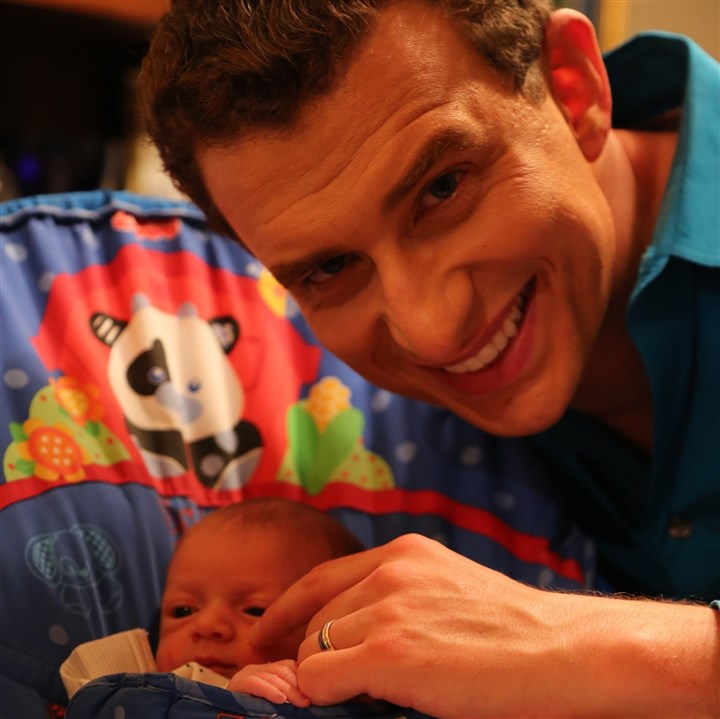 20131114LevsLOCALjpg CNN reporter Joshua Levs has filed suit against his employer, Time Warner, to have more time with his infant daughter.