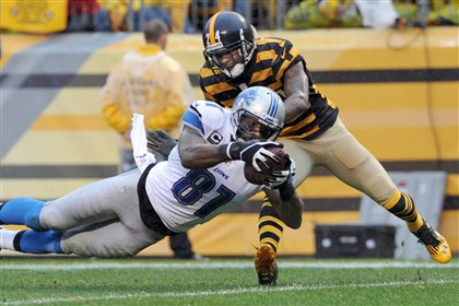 Ike Taylor The Steelers will likely look to bolster their secondary in the 2014 NFL Draft.