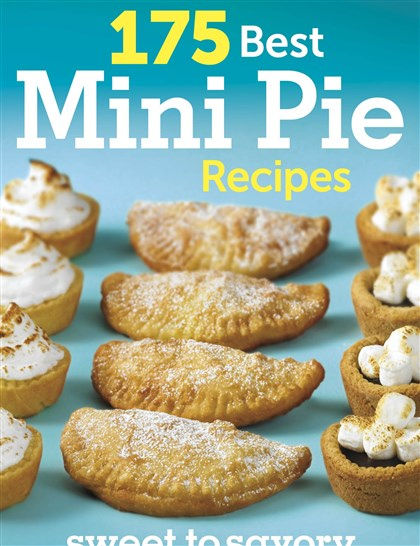 "FinalMiniPieCover-2 ""175 Best Mini Pie Recipes"" by Julie Anne Hession."