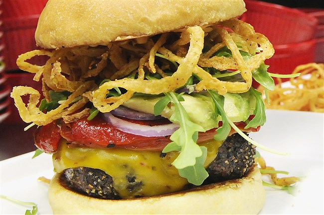 Starting today, Burgatory burgers can be found on the North Shore.