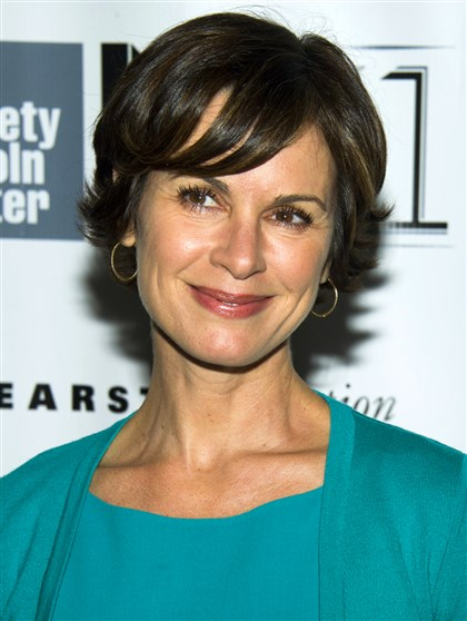 Vargas ABC News anchor Elizabeth Vargas.