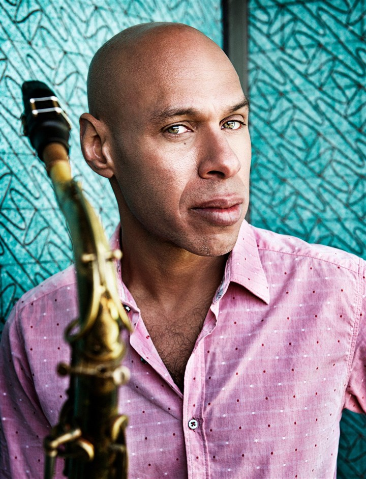 Jredman Joshua Redman (photo credit )