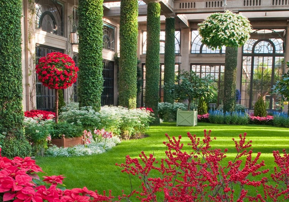 Longwood Gardens Enthralling Year Round Pittsburgh Post Gazette