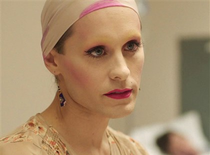 "DallasBuyersClub1-9 Jared Leto stars as Rayon in ""Dallas Buyers Club."""