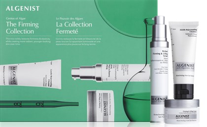 Algenistfseen  The Algenist Firming Collection.