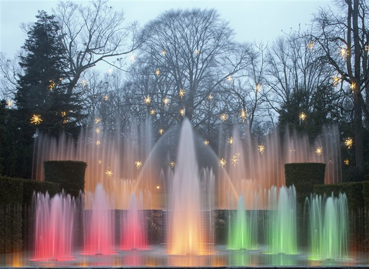 Longwood Gardens Enthralling Year Round Pittsburgh Post
