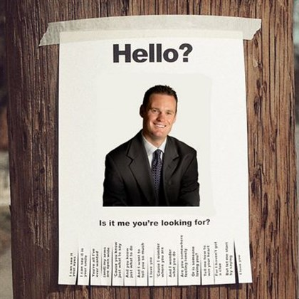Ravenstahl missing poster A poster found on the Pitt Girl blog pokes fun at Luke Ravenstahl's whereabouts.
