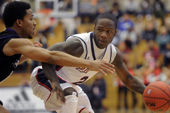Tra'Vaughn White Tra'Vaughn White has been granted a release and will transfer from Duquesne.