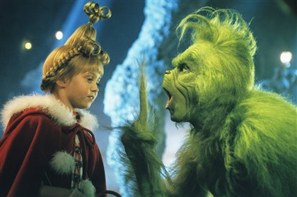 "GrinchMag ""Dr. Seuss' How the Grinch Stole Christmas."""