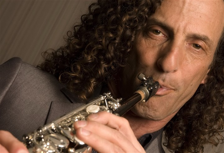 Holiday7-7 Jazz musician Kenny G.