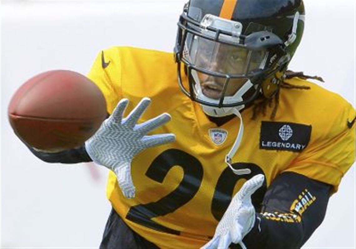 on sale 228d3 61a17 Shamarko Thomas' impact still slow to develop for Steelers ...