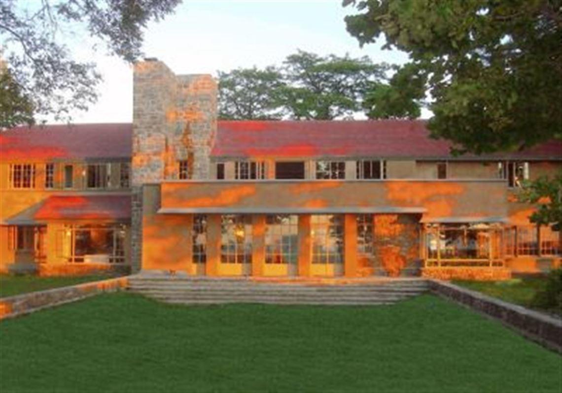 Graycliff: Secret Frank Lloyd Wright house on the Lake | Pittsburgh ...