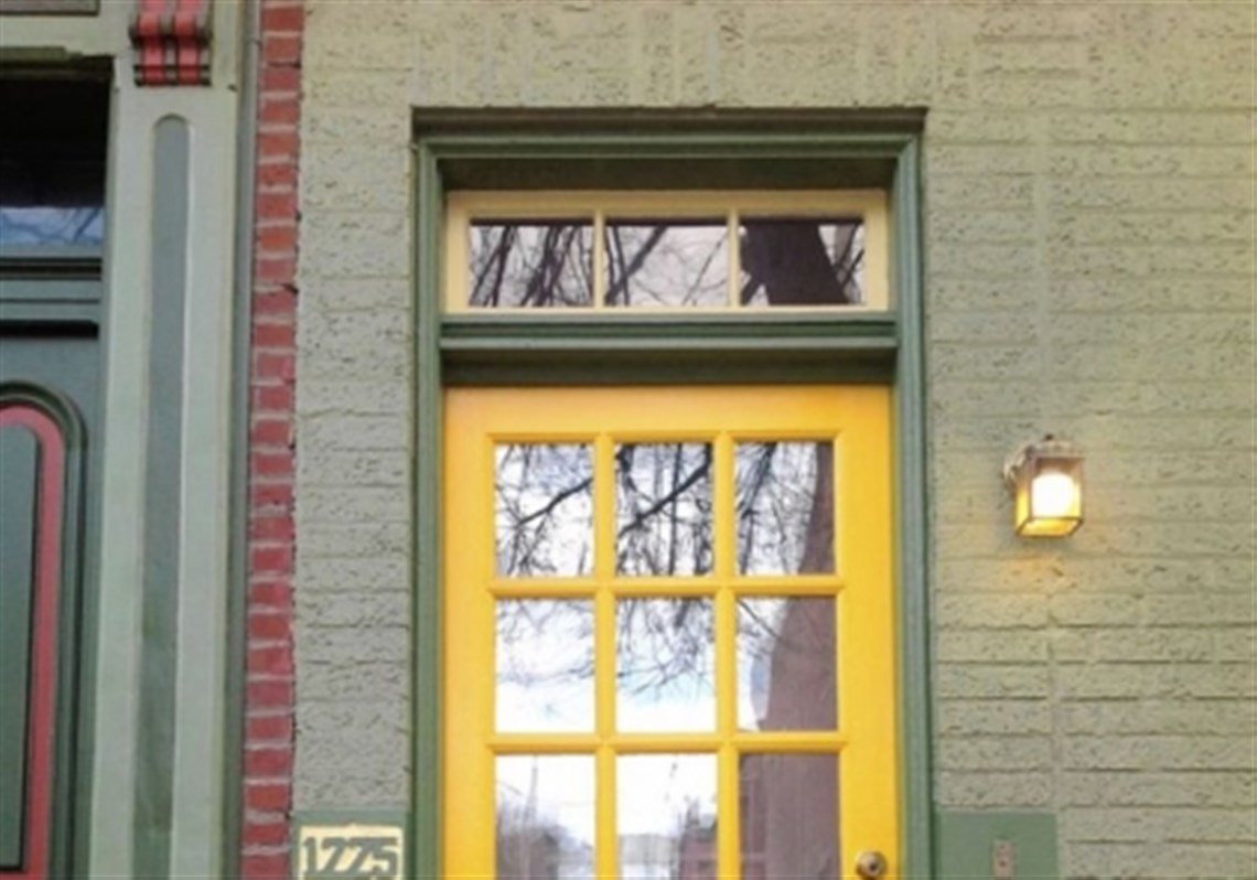 Open the door on color by painting your front door | Pittsburgh ...