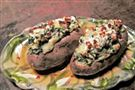 Greek-Stuffed Potatoes