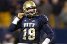 Former Pitt quarterback Pat Bostick is stepping away from the Panthers' radio broadcasts after five years.