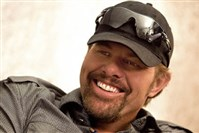 Toby Keith will headline Jamboree in the Hills.